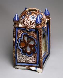 Ceramic Lantern Syria early 13th century